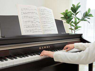 KAWAI CA17-B piano numérique noir