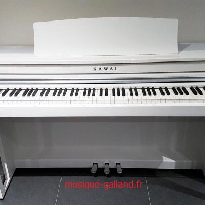 Précommande KAWAI numérique CA59-W blanc satiné