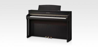 KAWAI CA98-R palissandre  3 x 45 Watts avec touches pianos en bois et écran Tactile