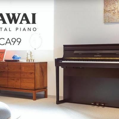 KAWAI CA99-R Palissandre foncé