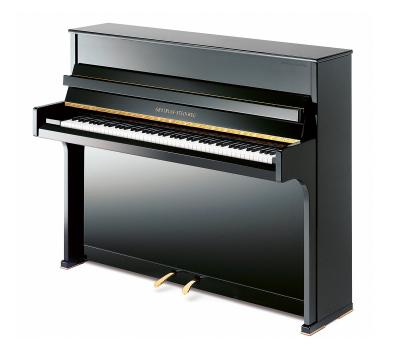GROTRIAN-STEINWEG modèle CANTO-115 noir brillant