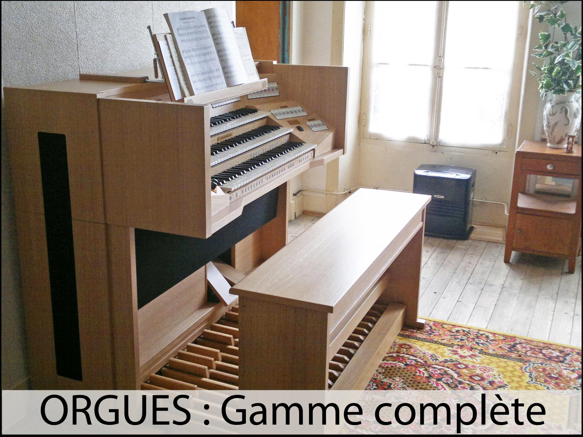 Carre gamme complete