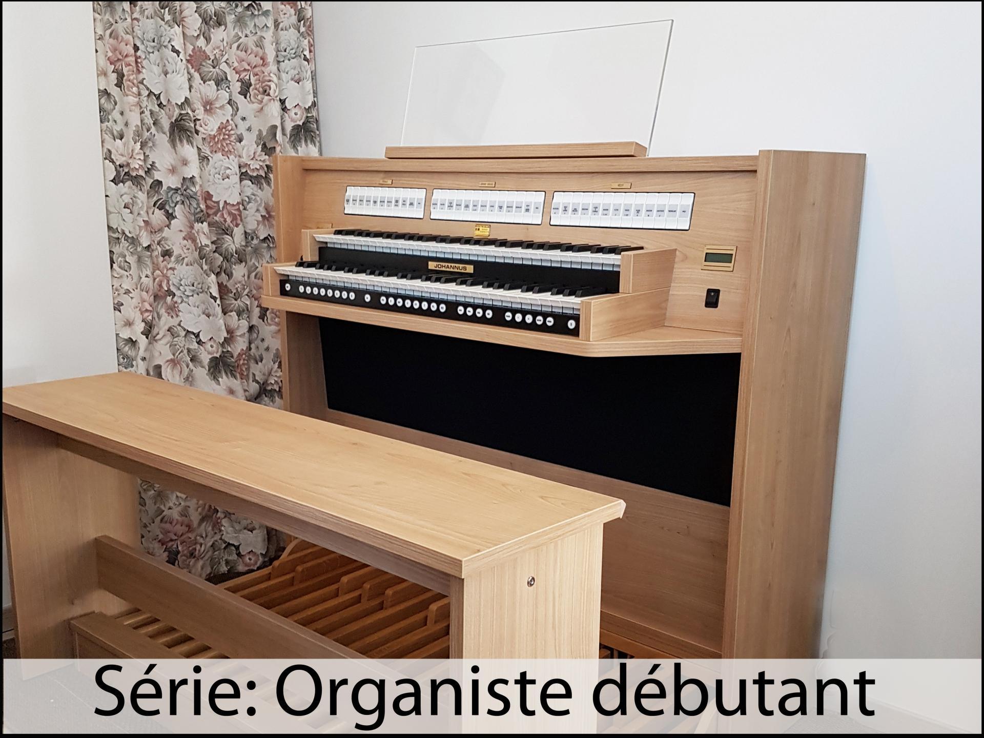 Carre organiste debutant 1