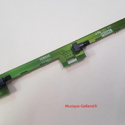 CARTE YAMAHA d'origine : A5001 pour pédalier YDP-S YD982
