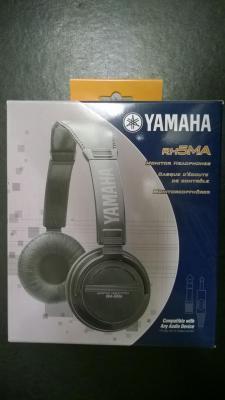 YAMAHA  RH5MA noir - Casque audio