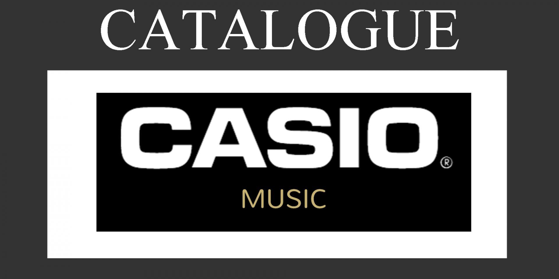 Catalogue casio