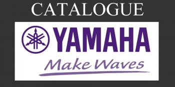 Catalogue yamaha