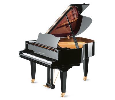 GROTRIAN-STEINWEG  Piano à queue CHAMBRE-165 noir brillant CONCERT