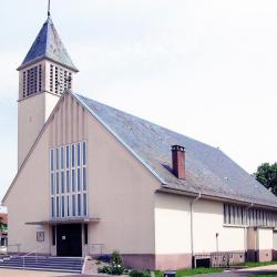 Paroisse St Christophe à WITTENHEIM 68