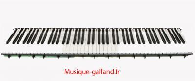 CLAVIER NEUF  de remplacement G4818-2 GHD88  YAMAHA (piano numérique)
