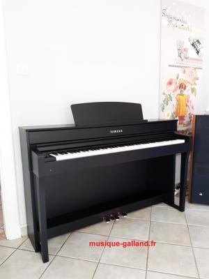 LOCATION-TEST d'un piano numérique YAMAHA Clavinova CLP 635