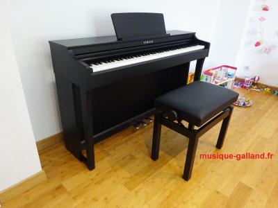 LOCATION-TEST d'un piano numérique YAMAHA Clavinova CLP 625