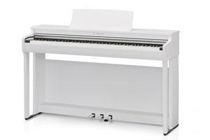 KAWAI piano numérique CN27-W blanc mat