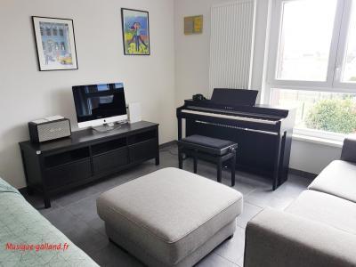 LOCATION d'un piano numérique  KAWAI CN29-B