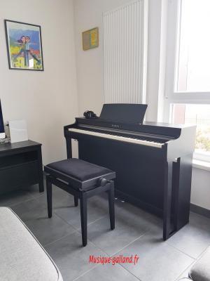 KAWAI piano numérique CN29-B noir mat