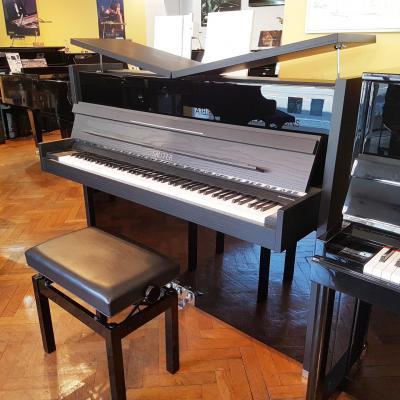 Piano neuf SAUTER  119-CONCENT-DESIGN  frêne mat & noir brillant