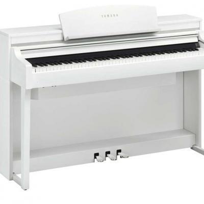 YAMAHA CSP170-W arrangeur blanc avec touches bois (Disponible=1)