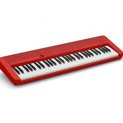 Clavier CASIO CT-S1-RD rouge