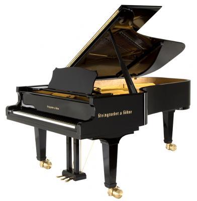 STEINGRAEBER & SOHNE D-232N Piano à queue de concert 232 cm