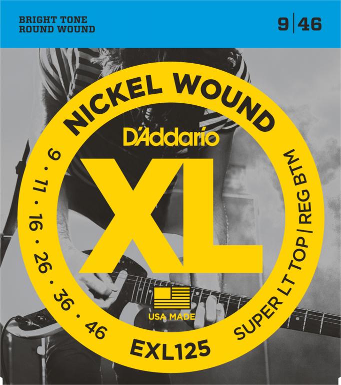 Daddario exl125 9 46