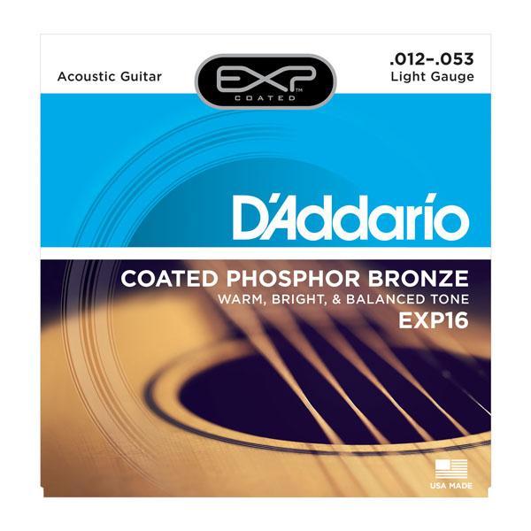 Daddario exp16 folk phosphore bronze 12 53