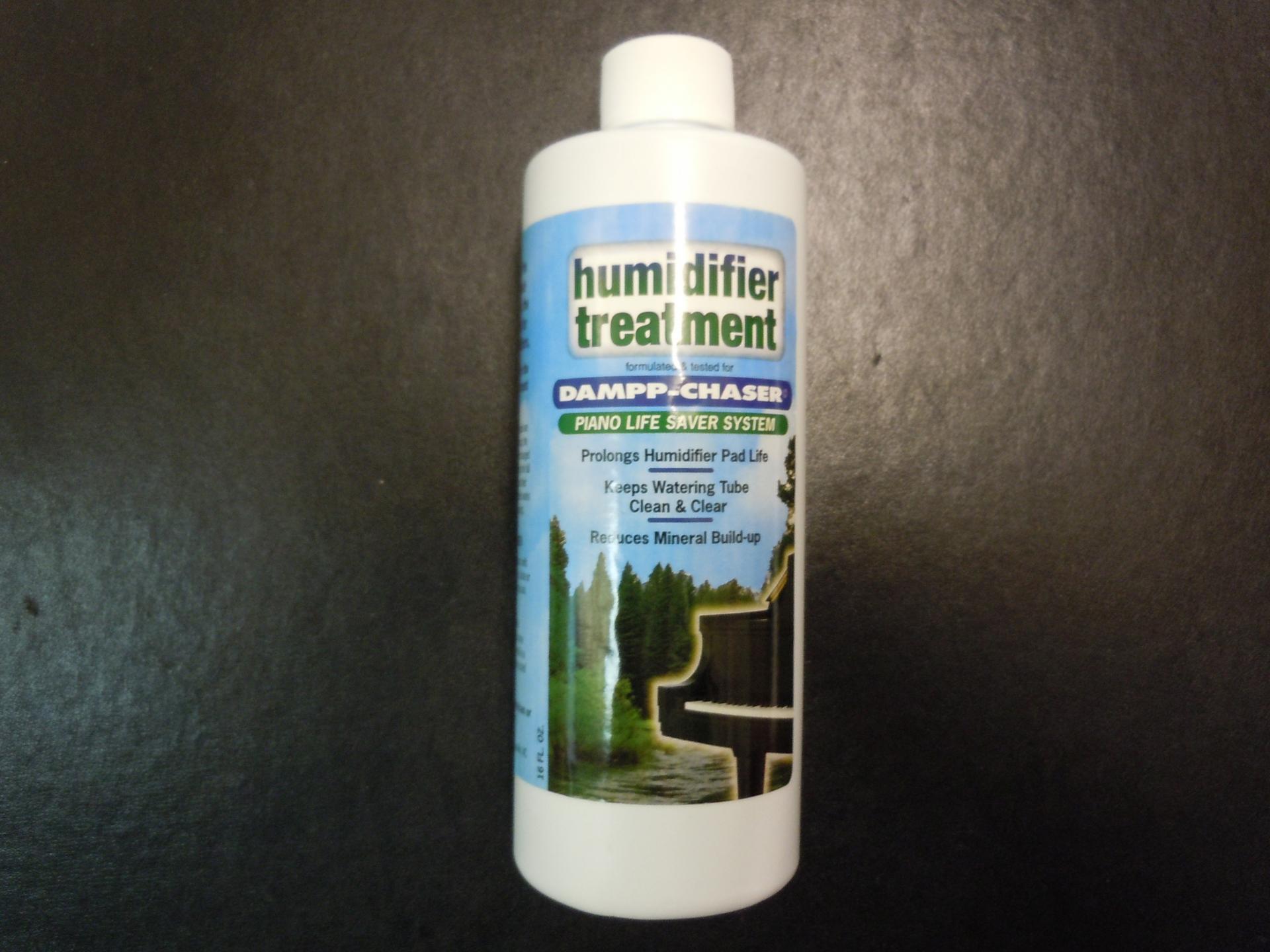 Dampp chaser traitement