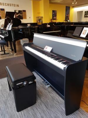 BUNDEL piano numérique DEXIBELL VIVO-H7-BK + banquette DEXIBELL  noir mat