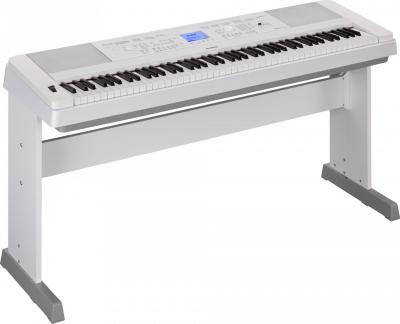 YAMAHA DGX-660-WH  numérique arrangeur  blanc