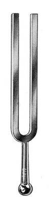 Diapason à branches carrées : La 440 Hz