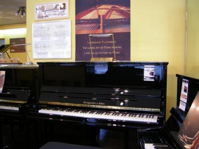 STEINGRAEBER & SOHNE de concert 130T-PS noir brillant 130 cm