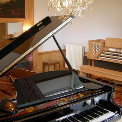 Piano à queue Steingraeber & Söhne C-212N CONCERT