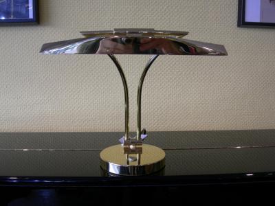 GAL-6469 PYRAMIDE Lampe de piano droit - Laiton mat