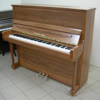 Piano neuf Steingraeber & Söhne CONCERT-130T-PS  bois de Pommier
