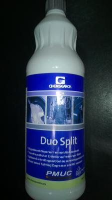 1 L DUO-SPLIT Dégraissant Dispersant en solution aqueuse