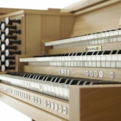 ECCLESIA D350 JOHANNUS orgue d'Eglise 41 jeux avec 11 enceintes UL