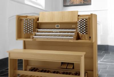 ECCLESIA D450 JOHANNUS orgue d'Eglise 54 jeux avec 14 enceintes UL