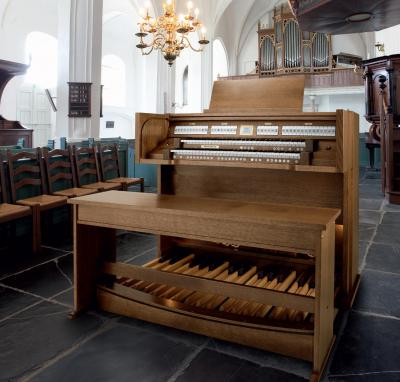 ECCLESIA T250 JOHANNUS orgue d'Eglise 34 jeux avec 9 enceintes UL