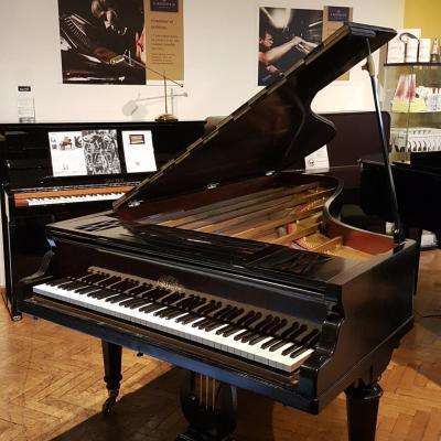 Piano d'occasion ERARD de 1850 (Restauration) 210cm