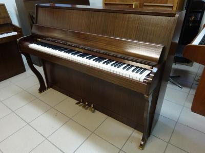 ERARD Piano droit d'occasion acajou foncé 105 cm