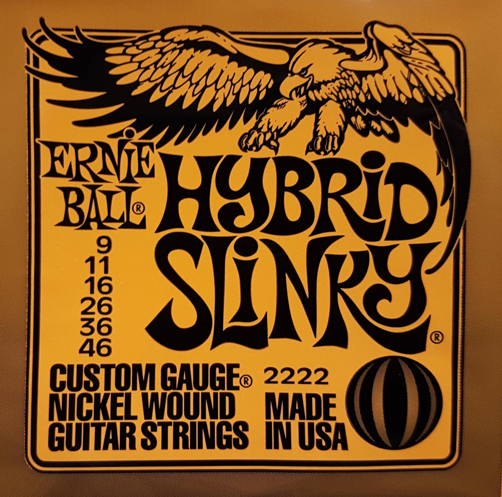 Ernieball hybrid 9 46