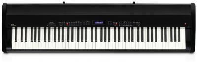 KAWAI clavier portable ES8-B pour la scène finition noir
