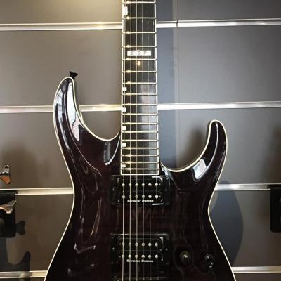 ESP E II Horizon Black