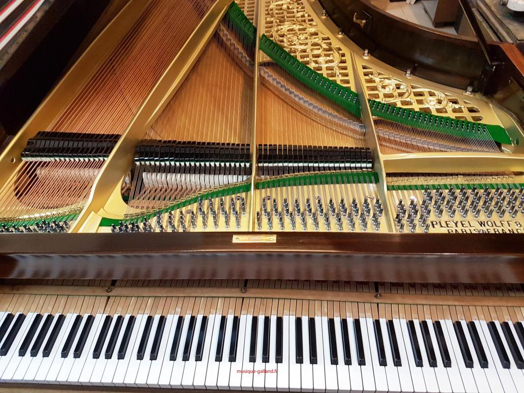 Face clavier et piano apres