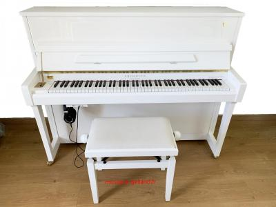 Piano neuf FRIDOLIN-Schimmel  F116T-Blanc