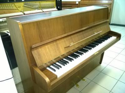Piano d'occasion FUCHS ET MOHR chêne 109 cm