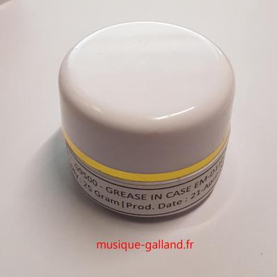 Petit pot de graisse blanche G949-ECN9 YAMAHA pour la réparation des claviers