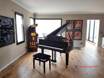 Piano à  queue YAMAHA GB1-SC2 SILENT noir 151cm (Disponible)