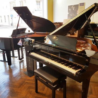 Piano à queue YAMAHA GB1-PE noir brillant  151cm (arrivage04/2022)