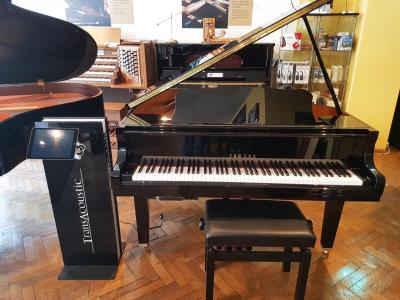 YAMAHA GB1-K-SC2 SILENT piano à queue d'étude  151 cm noir