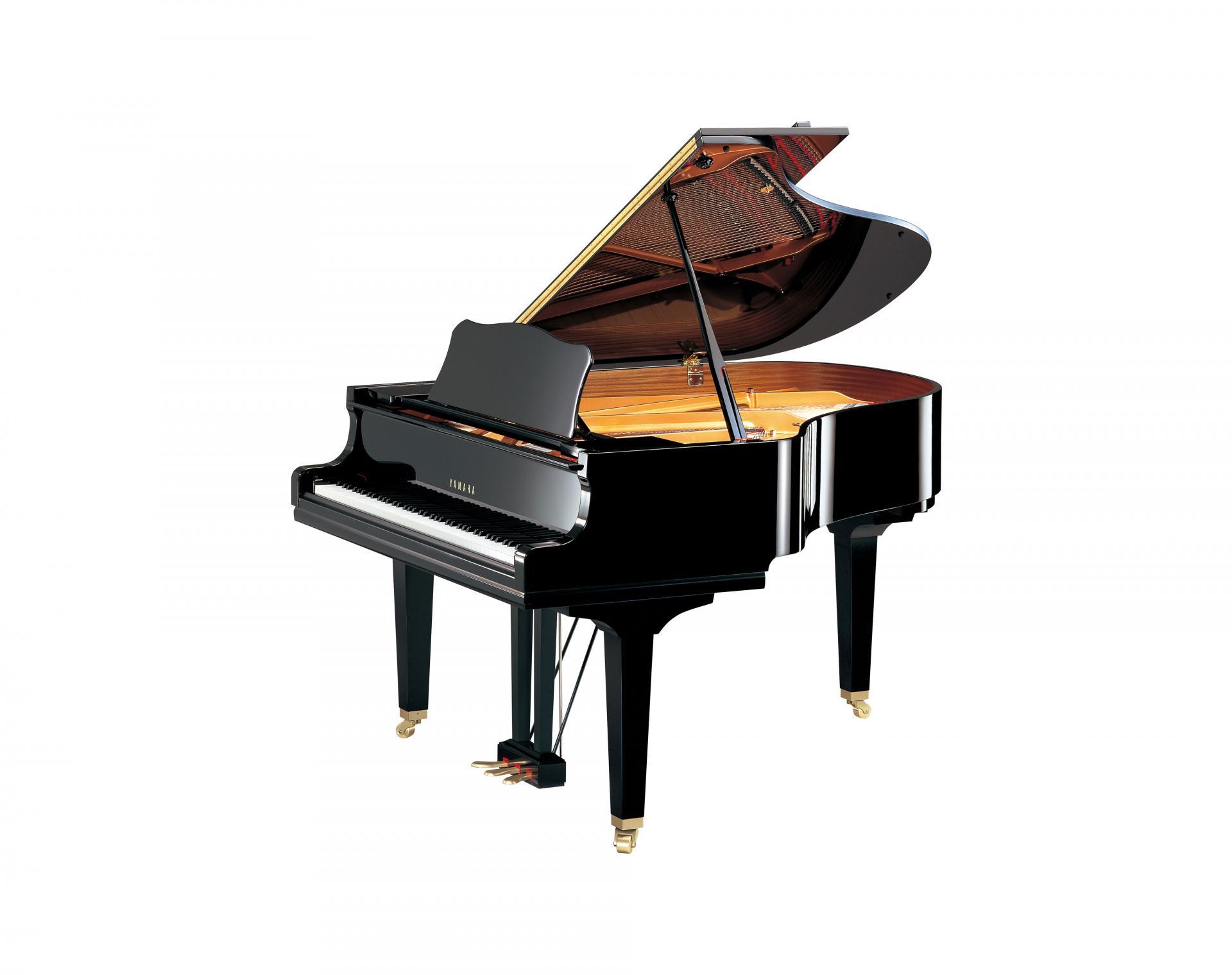 piano queue yamaha gc2pe noir brillant. Black Bedroom Furniture Sets. Home Design Ideas